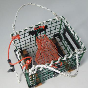 Lobster Trap Basket
