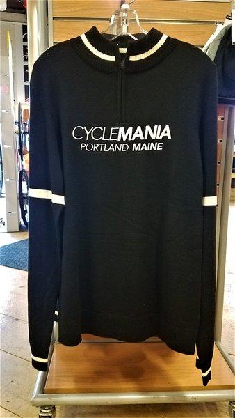 CycleMania Long Sleeve Wool Jersey