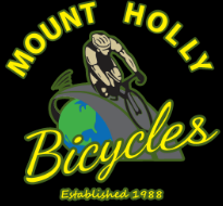Mount Holly Bicycles Home Page