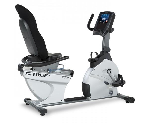 True Fitness ES700 Recumbent Exercise Bike
