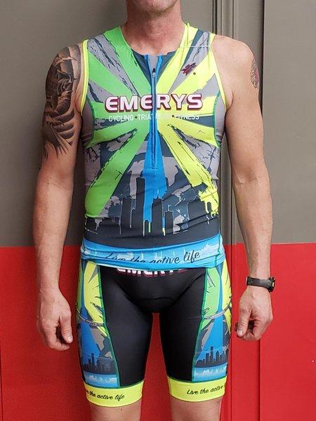 Emerys Emerys Tri Short Men's