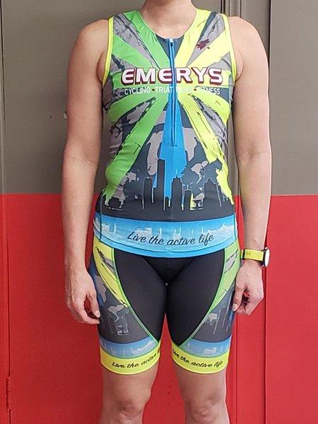 Emerys Emerys Tri Short Women's
