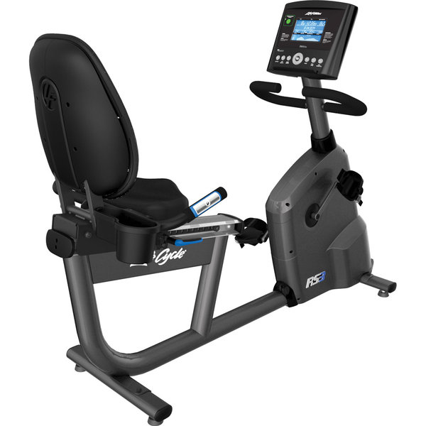 Life Fitness RS3 Lifecycle Exercise Bike *Overstock/floor model FITNESS blowout! Due to regulations, sale prices are IN STORE only! SAVE $300!