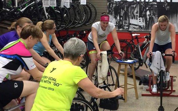 Indoor Cycling Classes Menomonee Falls Location