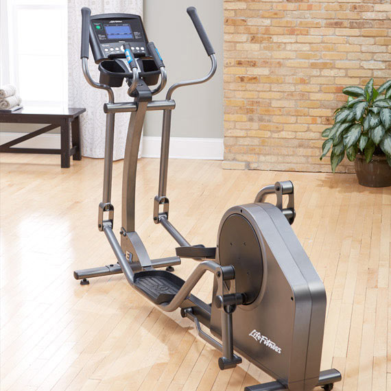 Life Fitness E1 Elliptical Cross-Trainer *NEXT SHIPMENT ARRIVES 1ST WEEK OF DECEMBER 2 ARE AVAILABLE, RESERVE YOURS TODAY BEFORE THEY ARE GONE!