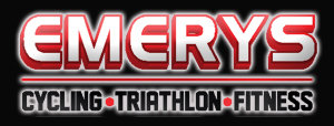 Emerys Cycling Triathlon & Fitness Logo