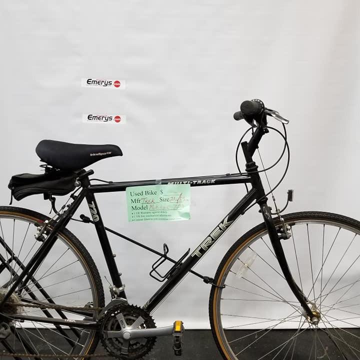 Used Bikes - Emery's Cycling Triathlon & Fitness