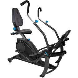 Teeter FreeStep LT1 Recumbent Cross Trainer