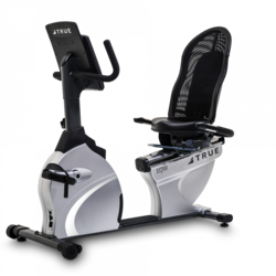 True Fitness ES700 Recumbent Exercise Bike Transcend Touch Screen Console