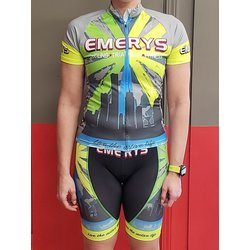 Emerys Emery's Short Sleeve Cycling Jersey , Women's