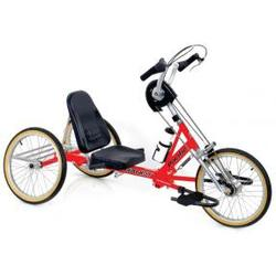 Worksman Handy Low Seat Hand Cycle
