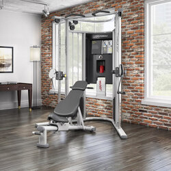 Life Fitness G7 HOME GYM OPTIONAL BENCH *SPECIAL ORDER AVAILABLE