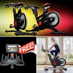 Life Fitness IC6 Indoor Cycle with FREE MyRide VX Personal