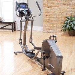 Life Fitness E1 Elliptical Cross-Trainer *IN STOCK