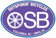 Outspokin' Bicycles homepage link