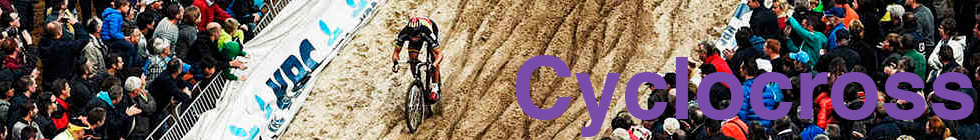 Try your hand at Cyclocross. It's fun!