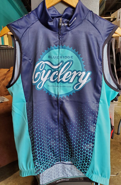 Blue Ridge Cyclery Blue Ridge Cyclery Women's Wind Shell Vest