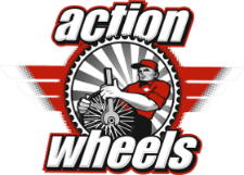Action Wheels Logo