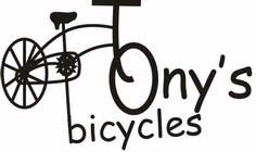 Tony's Bicycles Logo