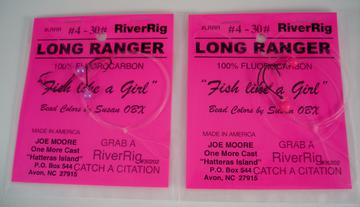 One More Cast River Rig Fish Like a Girl