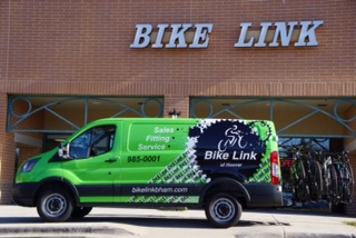 Bike Link Pick up and Drop Off