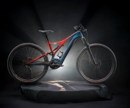 Bikes from Specialized, Pivot and Yeti