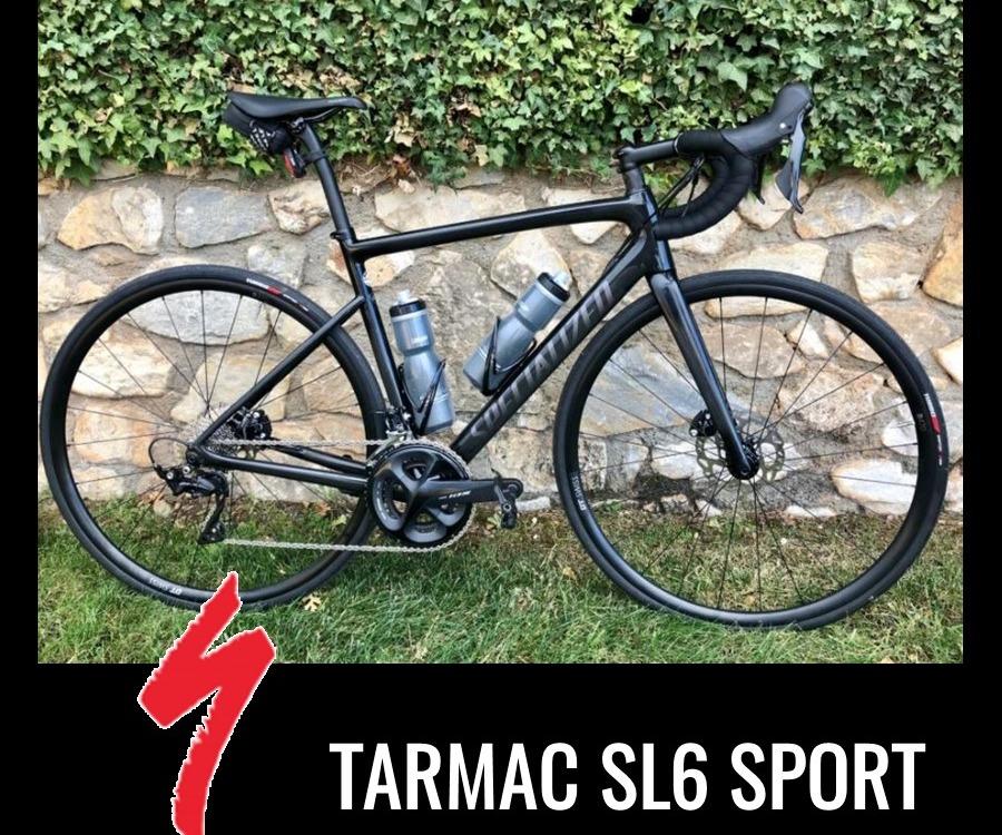 tarmac SL6 Sport