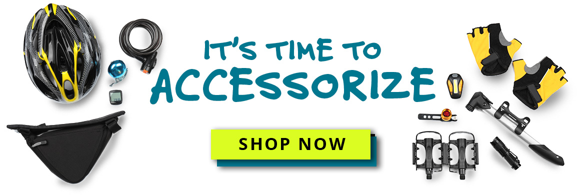 Cycling Accessories to make the ride more fun