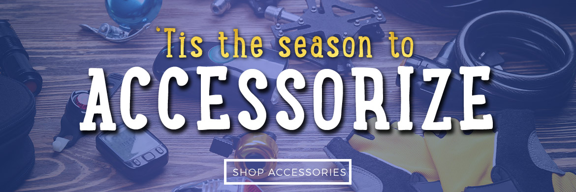 Shop cycling accessories at Arrow Bicycle