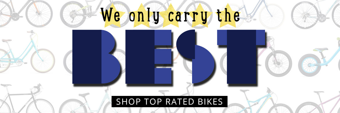 Top rated Bicycles at Arrow Bicycle