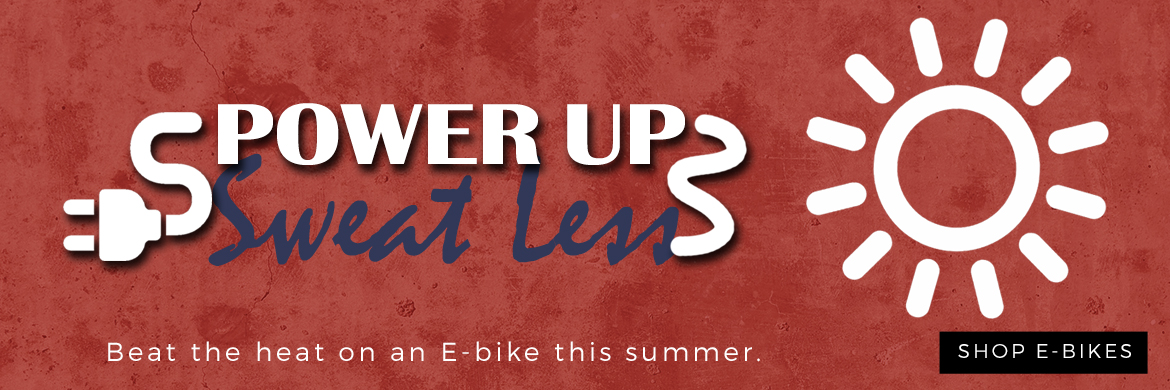 Power up with ebikes from Arrow Bicycle