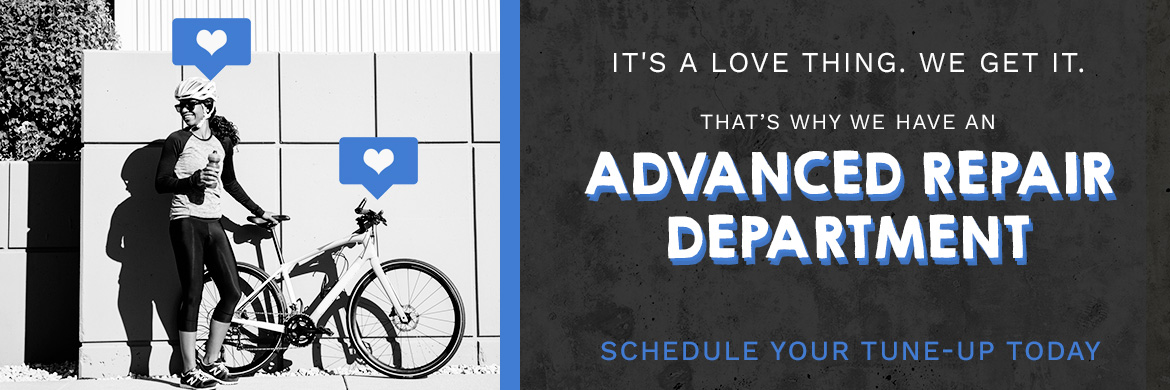 Advanced Repair Services at Arrow Bicycle