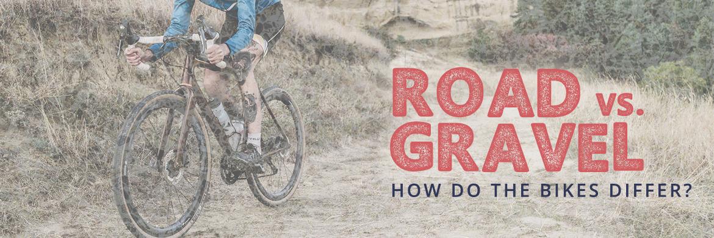 Road vs. Gravel - how do the bikes differ?