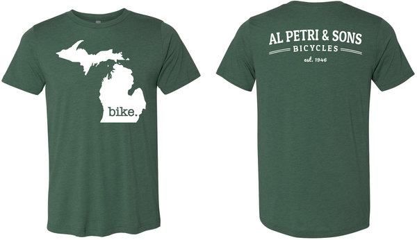 Petri Shop T-Shirt Michigan