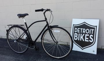 Detroit Bikes A-Type 3 Speed