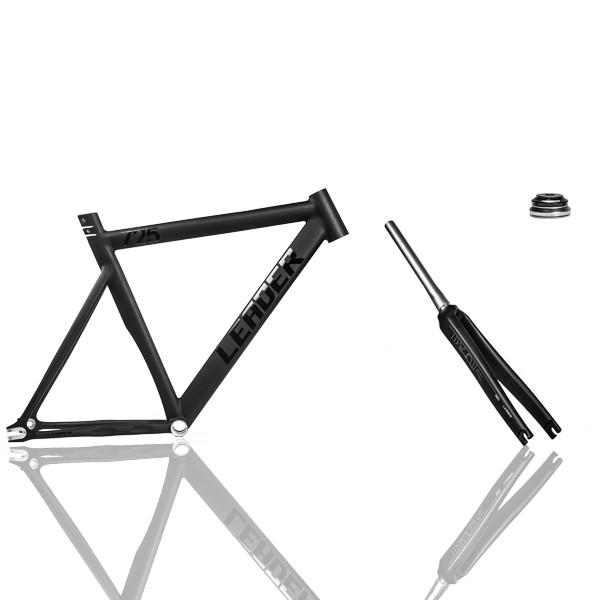 Leader Bikes 725 with Leader I805TR Carbon/Alloy fork