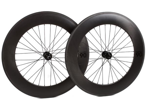 BLB Notorious 90 Carbon Wheelset
