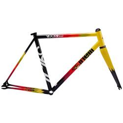 Cinelli Vigorelli Electric Steel Frameset