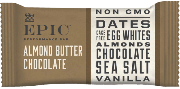 EPIC Bar ALMOND BUTTER CHOCOLATE