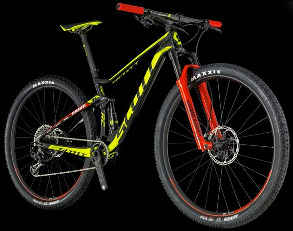 Scott 2018 Scott Spark RC World Cup (Frameset)