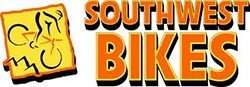 Southwest Bikes logo link to homepage