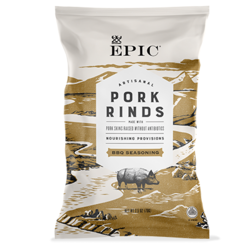 EPIC Bar Texas BBQ Pork Rinds