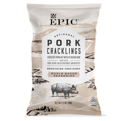 EPIC Bar MAPLE BACON PORK CRACKLINGS