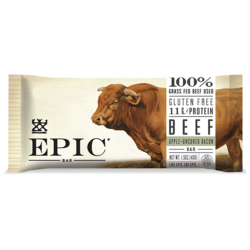 EPIC Bar Beef Apple Bacon