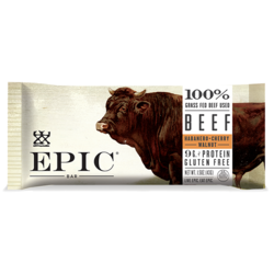 EPIC Bar Beef Habanero Cherry