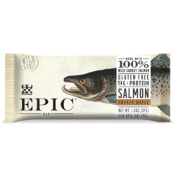 EPIC Bar Smoked Salmon Maple