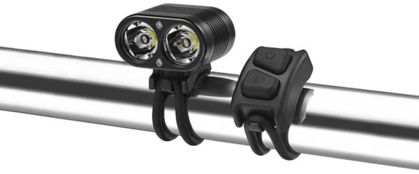 Gemini Lights Duo 2200 Multisport Front Light