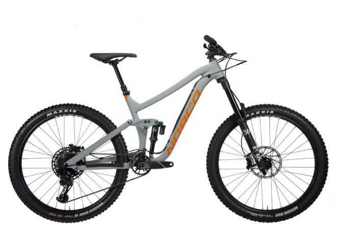 Mountain Bike Demo - 2018 Norco Range A1