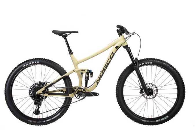 Demo mountain bike - 2018 Norco Sight A1