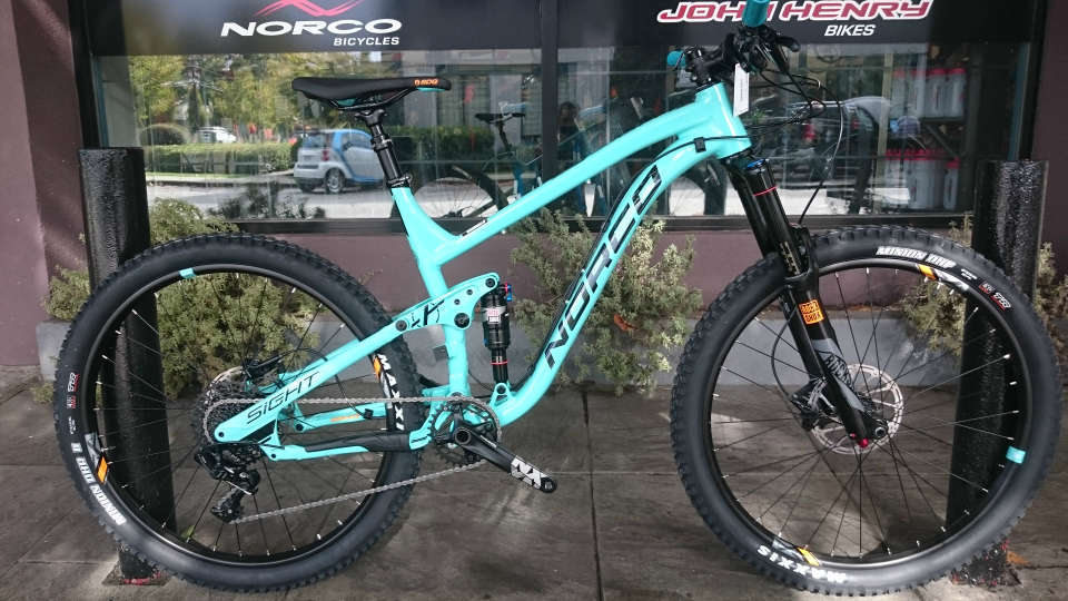Norco Sight at Norco John Henry